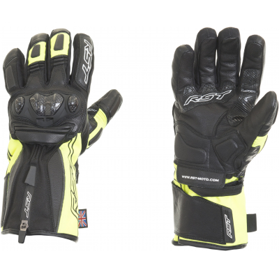 RST rukavice PARAGON V 1419 fluo yellow