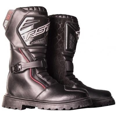 RST boty MX II 1676 dětské black