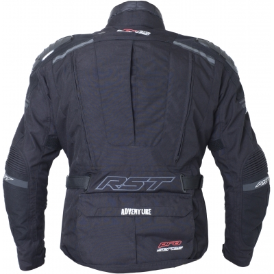 RST bunda ADVENTURE III 1850 black