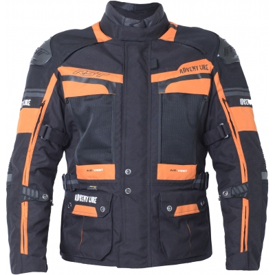 RST bunda ADVENTURE III 1850 orange