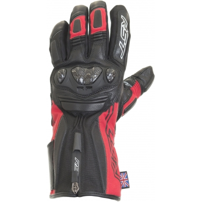 RST rukavice PARAGON V CE WP 2419 red