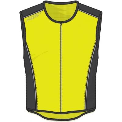 RST reflexná vesta 1824 fluo yellow