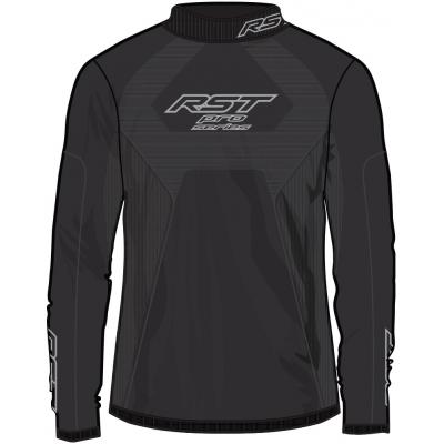 RST funkční triko TECH X COOLMAX LS 0219 black