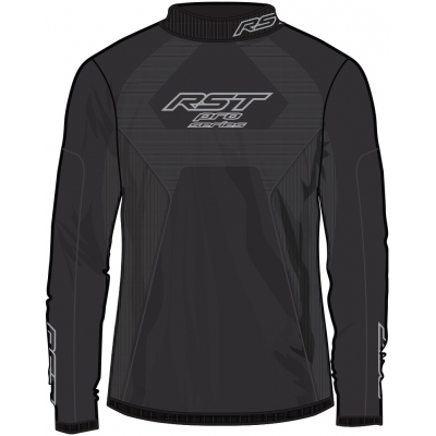 RST funkční triko TECH X COOLMAX 0219 black