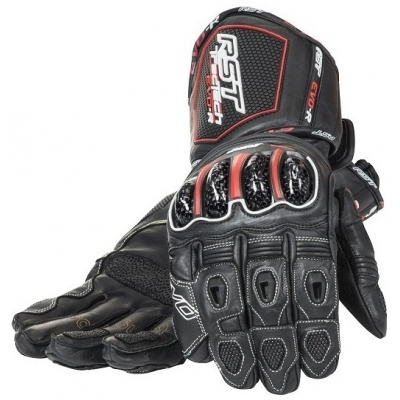 RST rukavice TRACTECH EVO RACE CE 2317 black