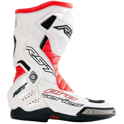 RST boty PRO SERIES RACE 1503 white/fluo red