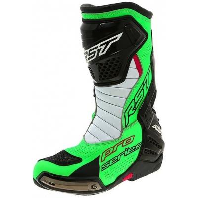 RST boty PRO SERIES RACE 1503 neon green