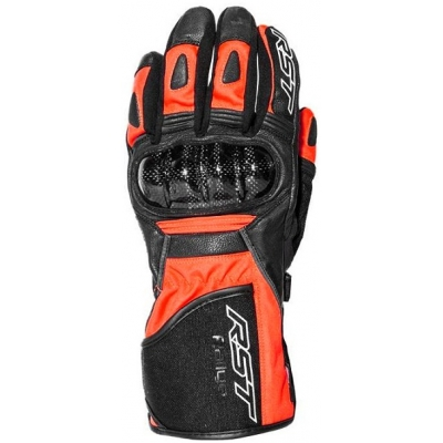 RST rukavice RALLY CE WP 2134 fluo red