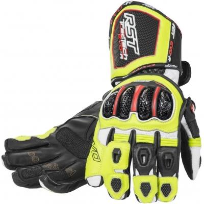 RST rukavice TRACTECH EVO RACE CE 2317 flo green