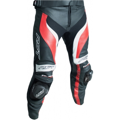 RST kalhoty TRACTECH EVO III CE 2052 black/red