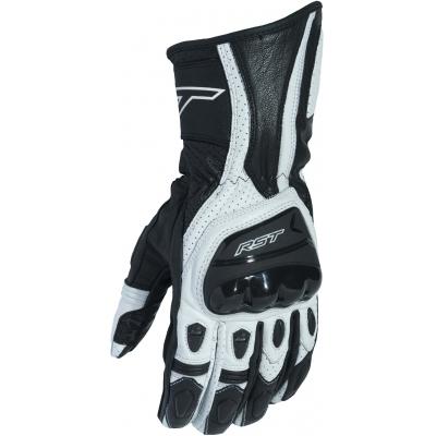 RST rukavice R-18 SEMI SPORT CE 2085 black/white