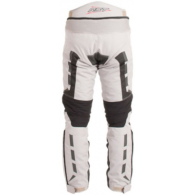 RST nohavice PARAGON V 1417 silver / fluo red
