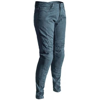 RST nohavice jean ARAMID STRAIGHT LEG CE 2089 dámske grey