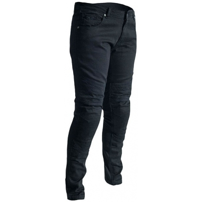 RST kalhoty jean ARAMID STRAIGHT LEG CE 2089 dámské black