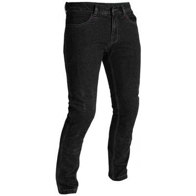 RST nohavice jean ARAMID STRAIGHT LEG CE 2004 black