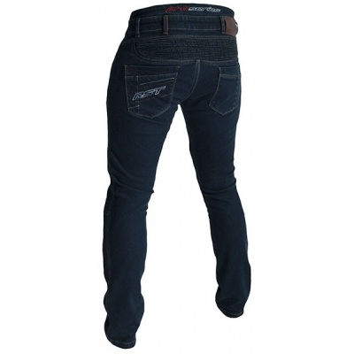 RST kalhoty jean ARAMID TECH PRO 2002 dark wash blue