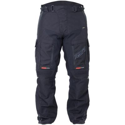 RST kalhoty ADVENTURE III CE 2851 black/black
