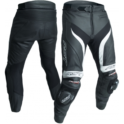 RST kalhoty TRACTECH EVO III CE 2052 black/white