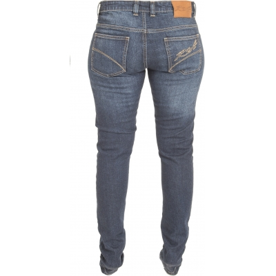 RST nohavice jean ARAMID SKINNY FIT 2225 dámske blue