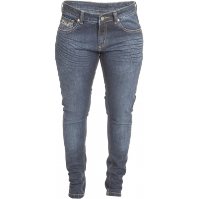 RST kalhoty jean ARAMID SKINNY FIT 2225 dámské blue