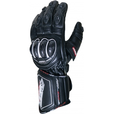 RST rukavice TRACTECH EVO R III CE 2092 black / black