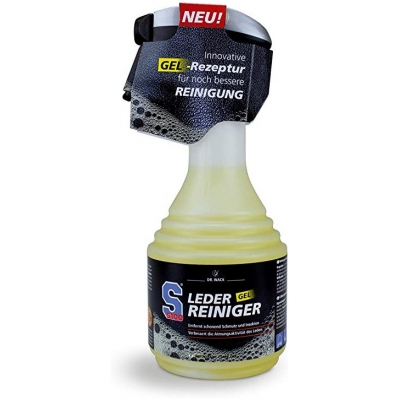 S100 čistič na kůži LEATHER CLEANER 500 ml