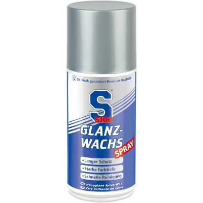 S100 vosk GLANZ WASCH SPRAY 250 ml