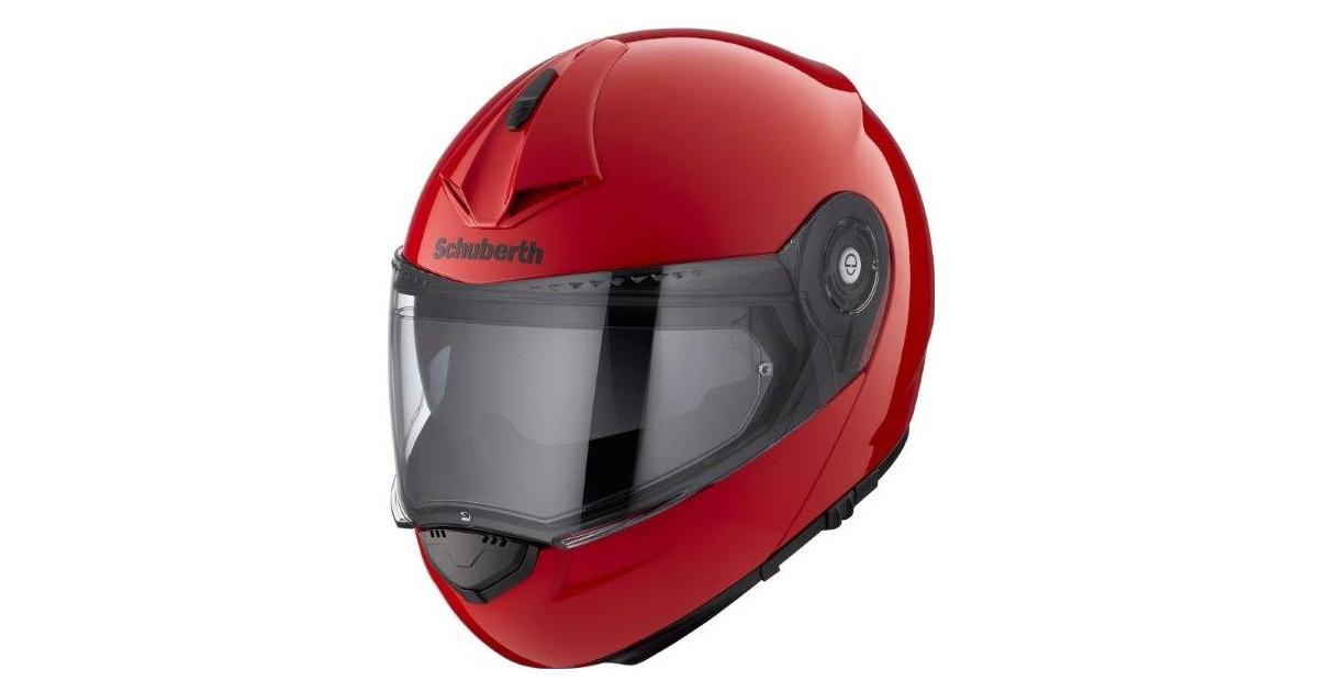 SCHUBERTH přilba C3 PRO racing red  cc46d9ecc4