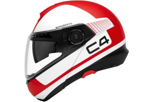 SCHUBERTH přilba C4 legacy red