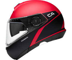 SCHUBERTH přilba C4 Spark red