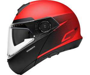 SCHUBERTH přilba C4 Resonance red