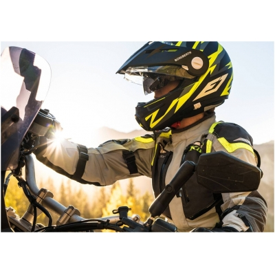 SCHUBERTH přilba E1 Rival yellow