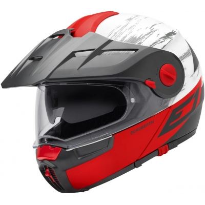 SCHUBERTH přilba E1 crossfire red