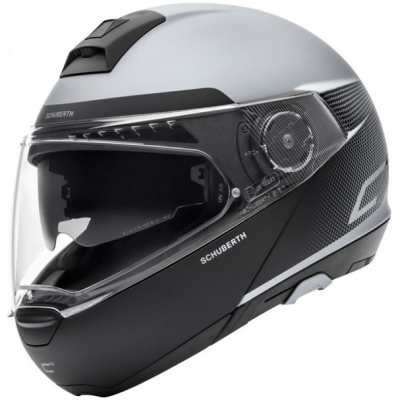 SCHUBERTH přilba C4 Resonance grey