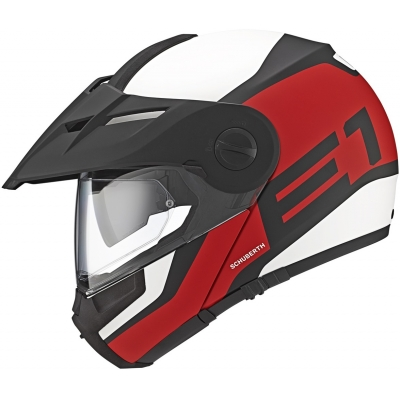 SCHUBERTH přilba E1 guardian red