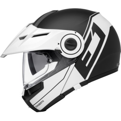 SCHUBERTH prilba E1 Radiant white