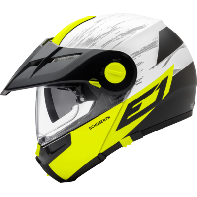 SCHUBERTH přilba E1 crossfire yellow