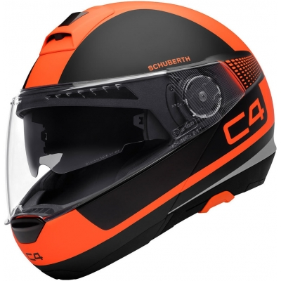 SCHUBERTH přilba C4 legacy orange