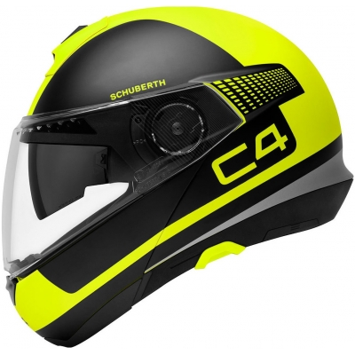 SCHUBERTH přilba C4 legacy yellow