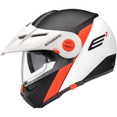 SCHUBERTH přilba E1 Gravity orange