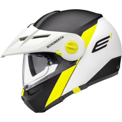 SCHUBERTH přilba E1 Gravity yellow