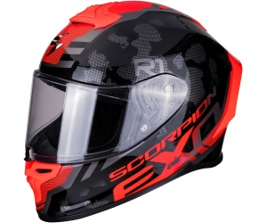 SCORPION přilba EXO-R1 AIR Ogi black/red