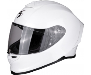 SCORPION přilba EXO-R1 AIR pearl white