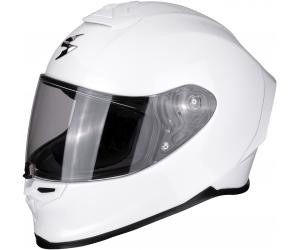 SCORPION prilba EXO-R1 AIR pearl white