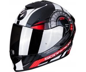 SCORPION přilba EXO-1400 AIR Torque black/red