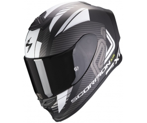 SCORPION přilba EXO-R1 AIR Halley matt black/white