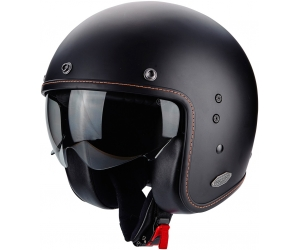 SCORPION přilba EXO-BELFAST Solid matt black
