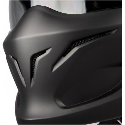 SCORPION prilba EXO-COMBAT Opex matt black/silver