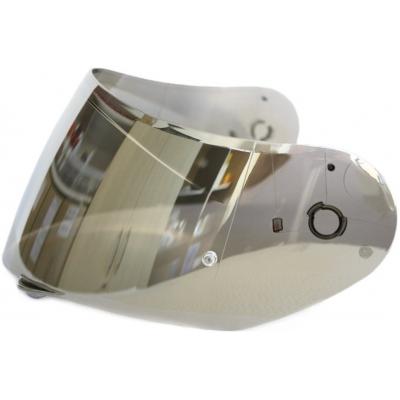 SCORPION plexi ELLIP-TEC 3D KDF-15 Pinlock silver mirror