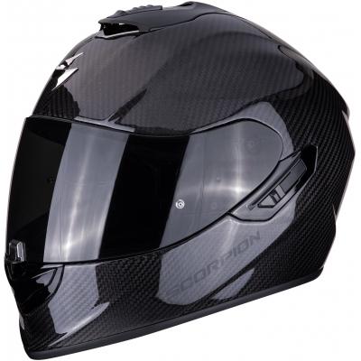 SCORPION prilba EXO-1400 AIR Carbon black